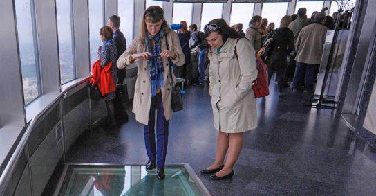 Студентов в Татьянин день ждут бесплатные экскурсии по Останкинской башне