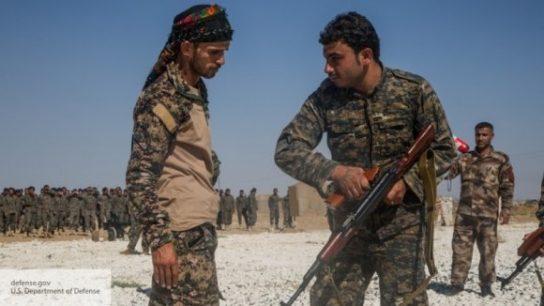 Захарова: США пытаются реанимировать «Исламское государство» в сирийской провинции Дейр-эз-Зор