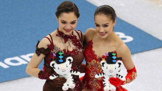 Российские фигуристки доказали, что они лучшие на Олимпиаде