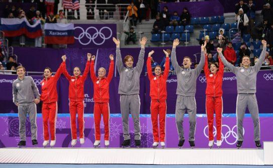 Запад взбешен патриотизмом российских олимпийцев