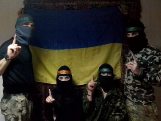 Украина тренирует боевиков для террористических группировок в Сирии