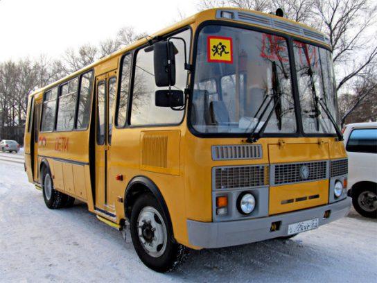 В регионах России обновят парк автомобилей скорой помощи  и школьных автобусов