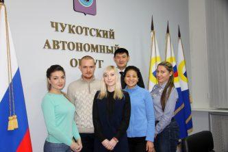 Молодёжное Правительство Чукотки намерено создать волонтёрскую группу