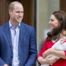 Как пройдет крещение принца Луи?