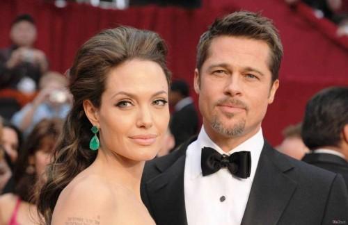Брэд Питт и Анджелина Джоли все еще женаты