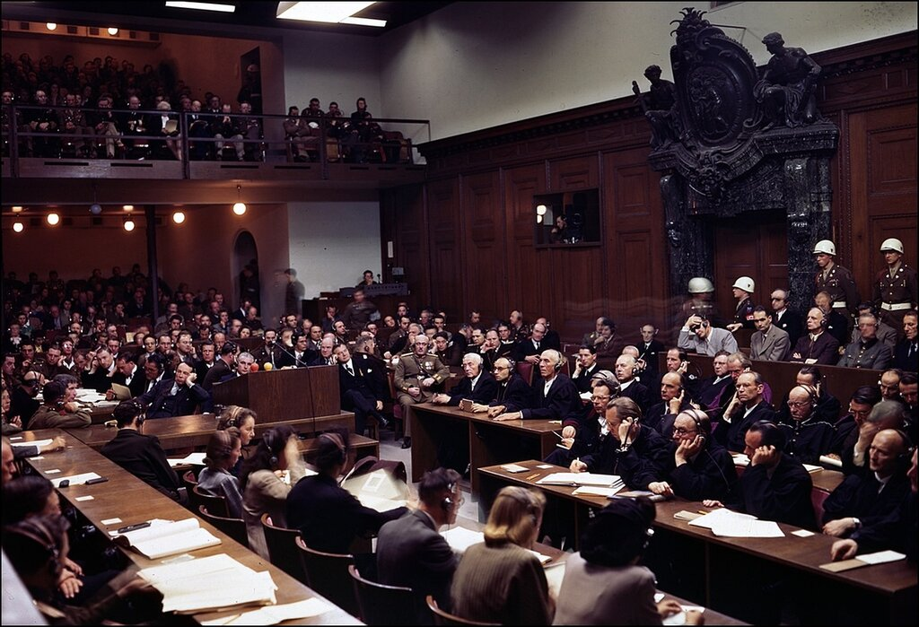 Итоги Нюрнбергского процесса вспомнили на круглом столе в МИД