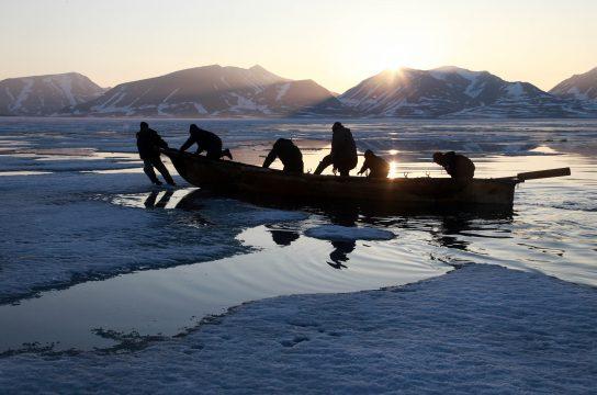 Чукотских фотографов отметили на первом межрегиональном конкурсе «Народы Сибири между прошлым и будущим»