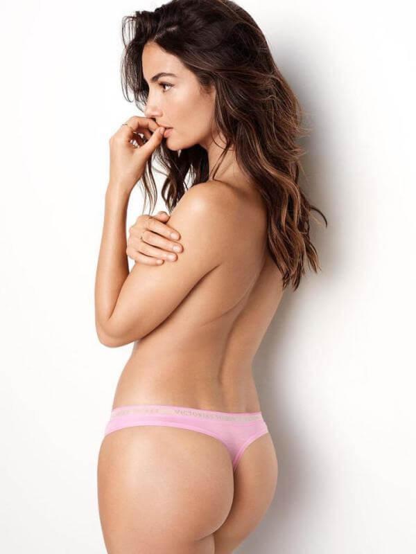 Лили Олдридж — самая яркая модель Victoria's Secret