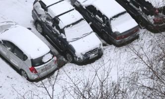 В Москве ожидается снегопад и легкий мороз