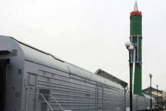 Россия возрождает боевые железнодорожные ракетные комплексы