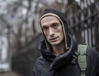 Полиция Парижа отправила Павленского в психиатрическую клинику
