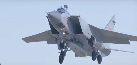 NI: Российский комплекс «Кинжал» заставит США и НАТО беспокоиться