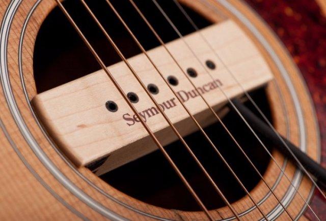 Способы усиления звука у акустической гитары