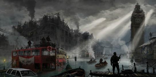 Россия может отправить Лондон в каменный век