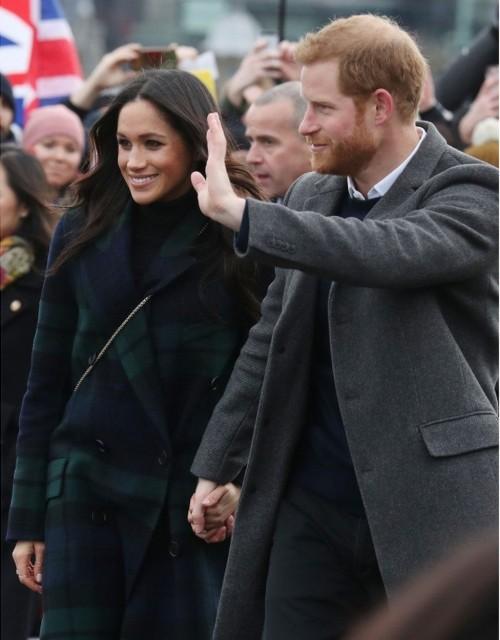 Меган Маркл и принц Гарри празднуют британскую Масленицу в Шотландии