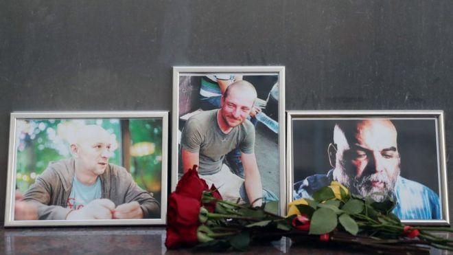 Детектив ФАН получил важные свидетельские показания об убийце журналистов в ЦАР
