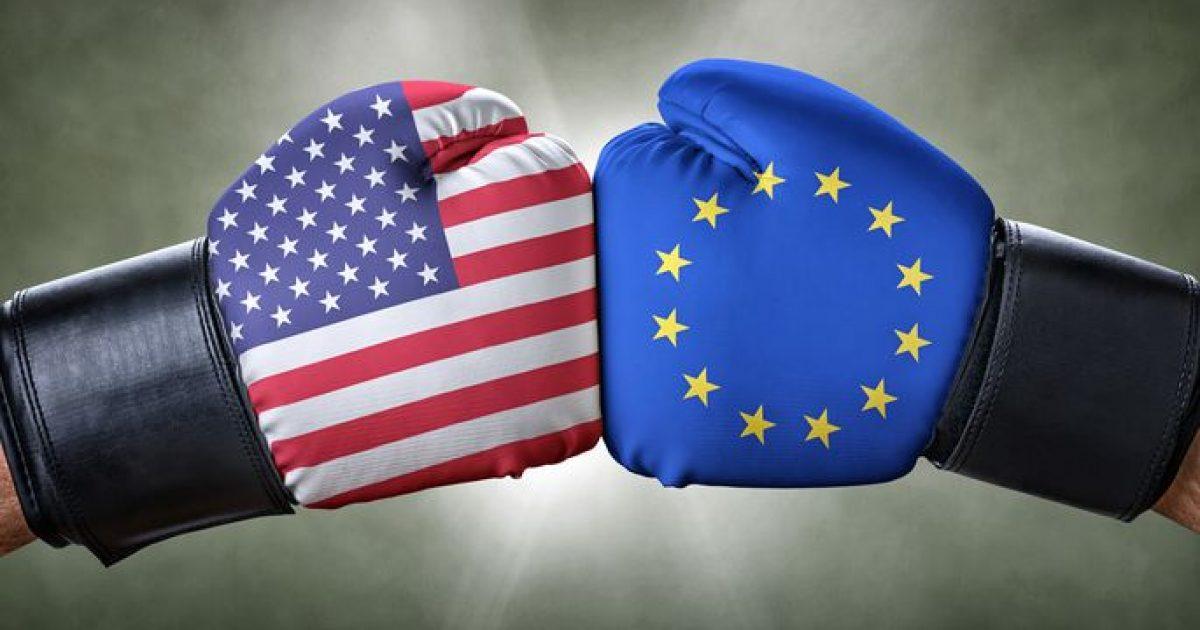 США и ЕС могут стать врагами из-за «Северного потока-2»