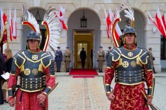 Польша отбила три серьёзных атаки России