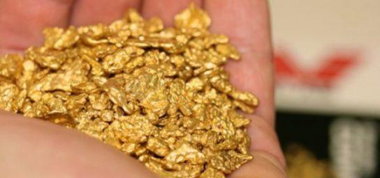 В России могут разрешить добычу золота частным лицам