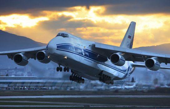 Россия прекращает сверхтяжелые авиаперевозки для НАТО