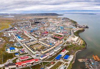 Офис Сбербанка нового формата открылся в столице Чукотки