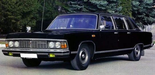 В России намерены возродить производство легендарной «Чайки» ГАЗ-14