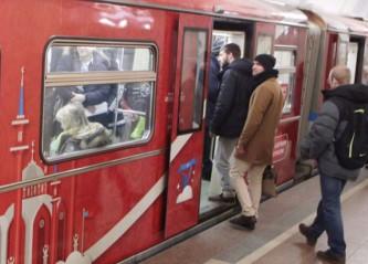 Московское метро переходит в особый режим работы