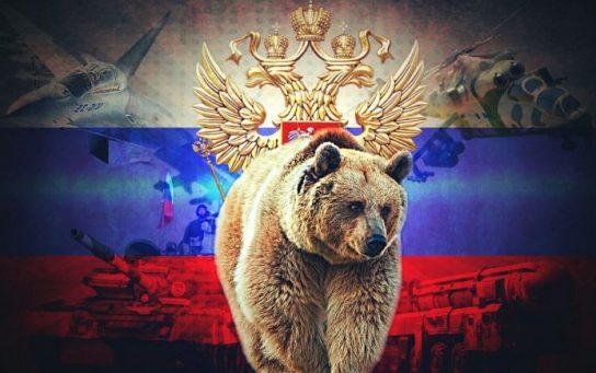 Русский медведь продемонстрировал Западу новые когти