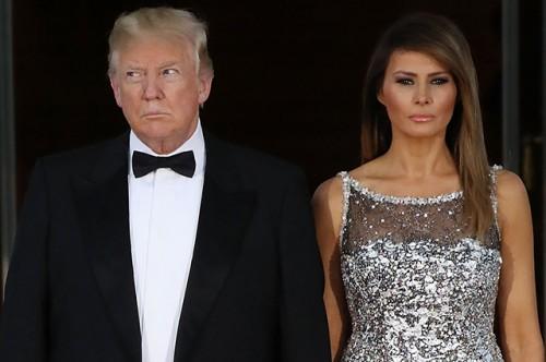 Что подарили Дональд и Мелания Трамп принцу Гарри и Меган Маркл?