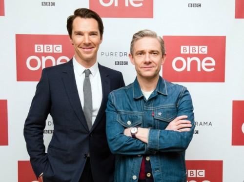 Бенедикт Камбербэтч не разделил желание Мартина Фримена прекратить съемки в «Шерлоке»