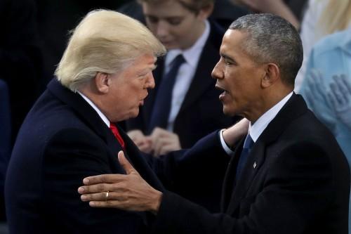 Мелания Трамп завела дружбу в интернете с Бараком Обамой