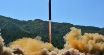 Судьба Ирака и Ливии заставила КНДР создать ракету «Хвасон-15»