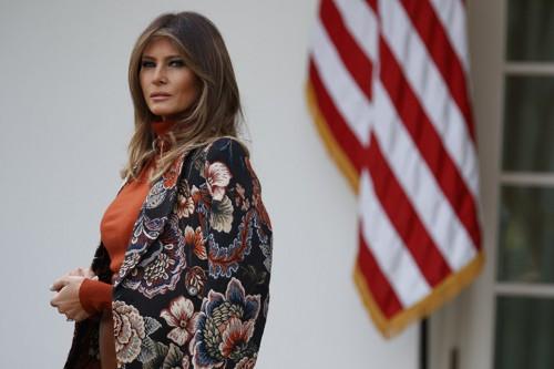Мелания Трамп перенесла операцию на почках