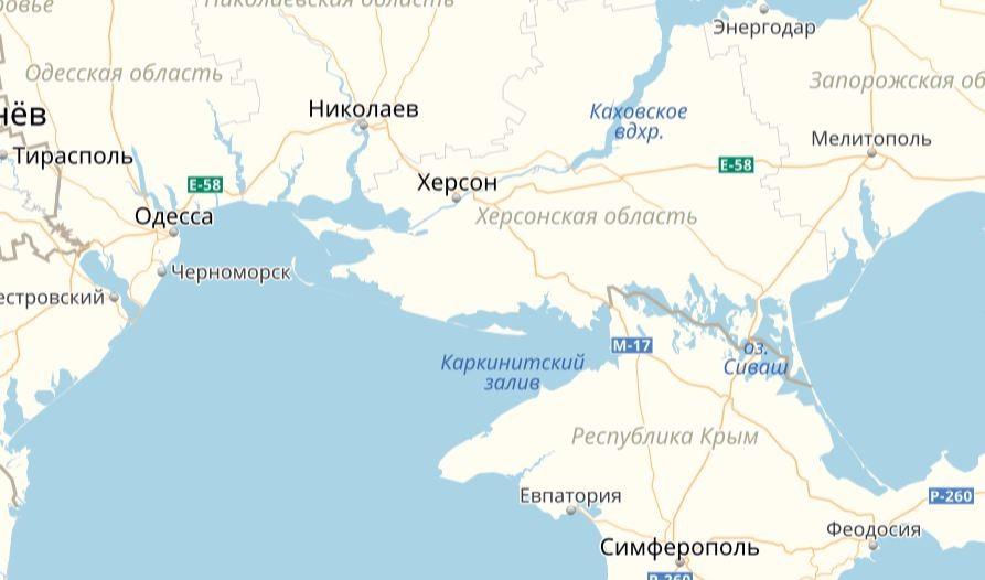 Украина захватила еще одно российское судно