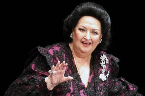 Монсеррат Кабалье скончалась в больнице Сан-Пау в Барселоне