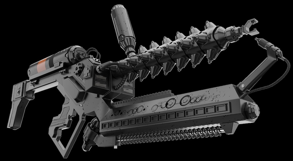 Активный экзоскелет, снайперская винтовка «Точность», самоходка ВДВ «Лотос» и другие новинки отечественного ВПК