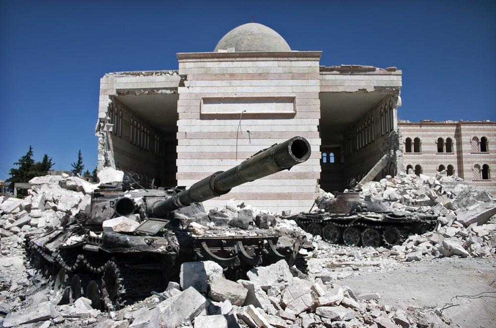 США отказались комментировать применение «белого фосфора» в Сирии