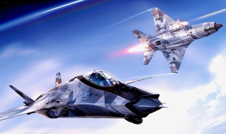 Российский ВПК приступил к созданию сверхзвукового истребителя-перехватчика МиГ-41