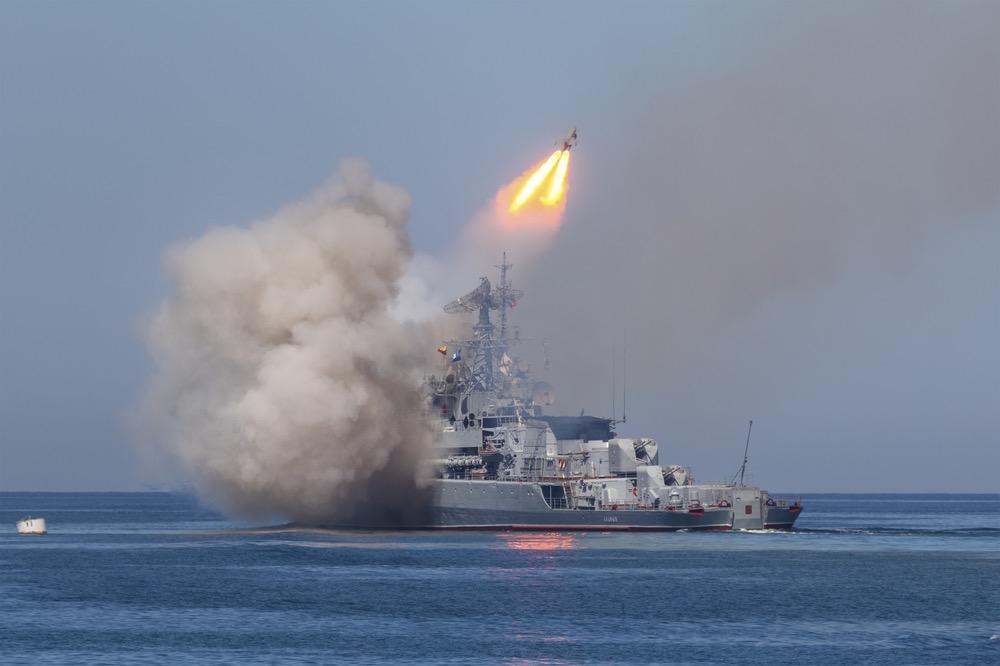 Два новейших патрульных корабля пополнят состав ВМФ РФ