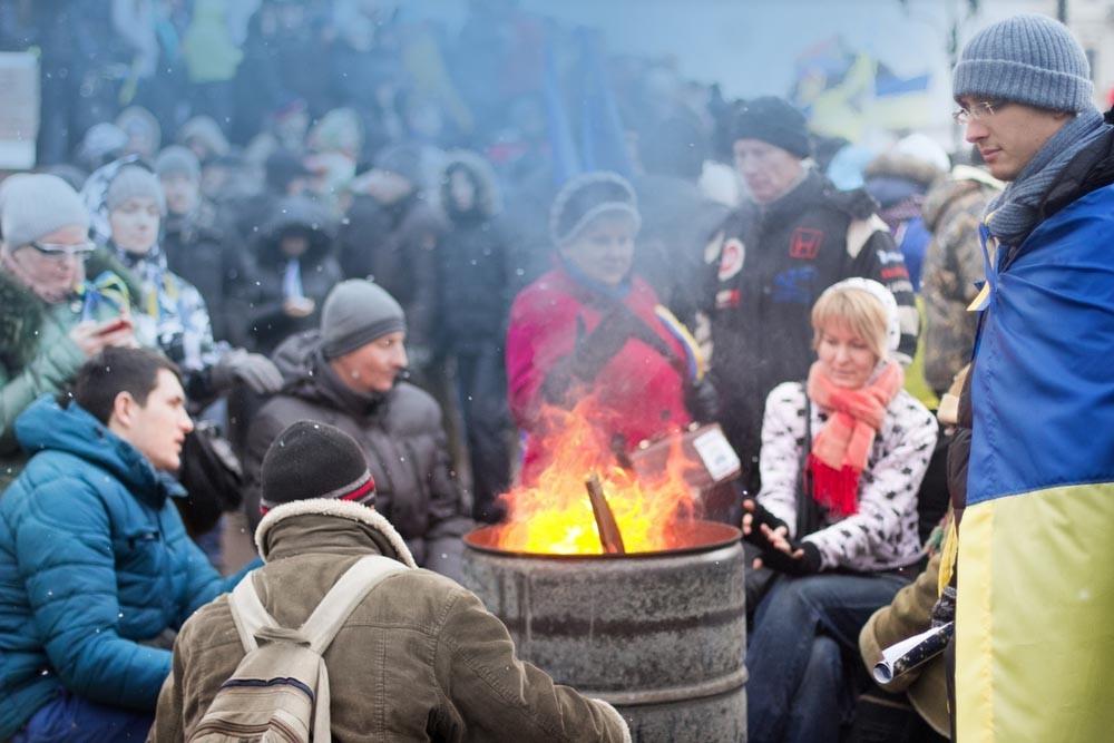 Украина готовится к массовому отключению жилых домов от отопления и горячей воды