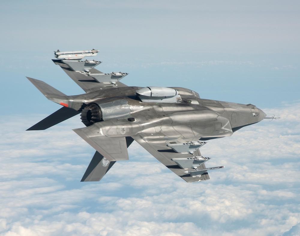NI: Истребитель F-35 Lighting II непригоден даже к боевым испытаниям