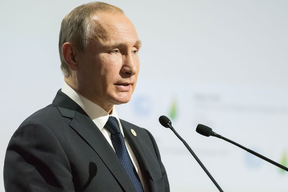 Путин выступит перед Федеральным собранием в феврале