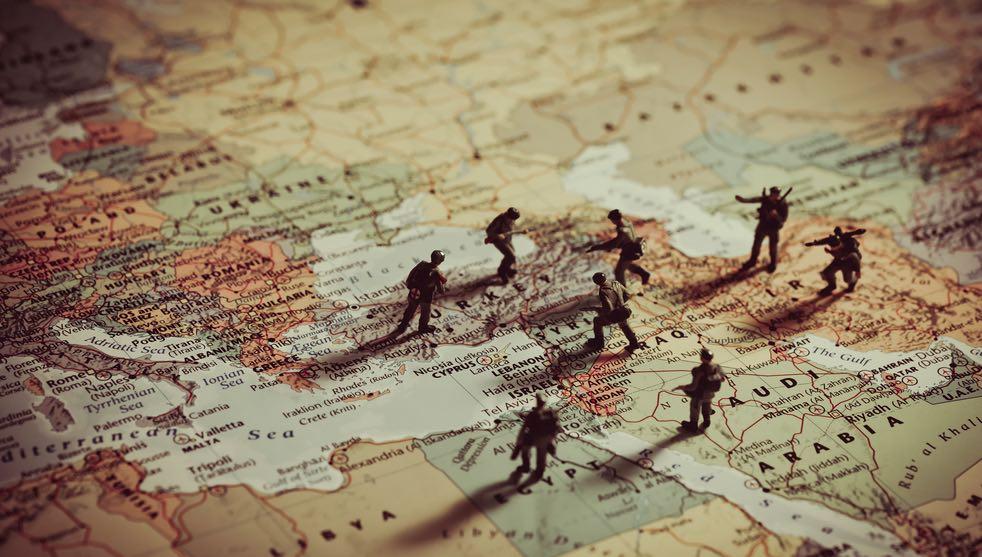 США продолжают нагнетать обстановку в Сирии
