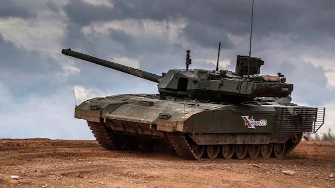 «Армата» поступит на вооружение войск ЦВО после 2021 года