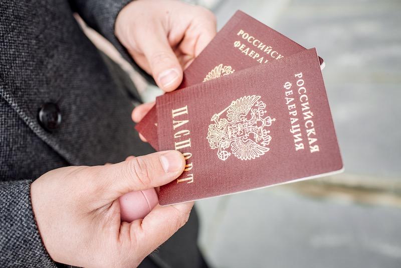 Жителям ДНР выдадут полмиллиона российских паспортов