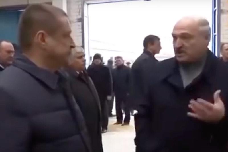 Лукашенко расстроило состояние скотины в Беларуси