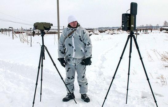 На выставке ОПК в Екатеринбурге будет представлен многофункциональный комплекс разведки «Ирония»