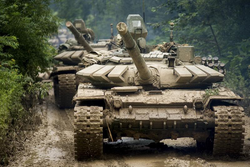 Армия России получит на вооружение танк «Прорыв-3» Т-90М