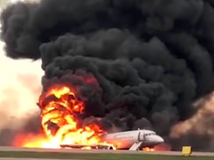 Причиной авиакатастрофы в Шереметьево стала слишком жесткая посадка самолета
