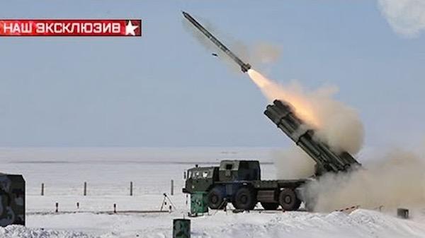 Первое подразделение РСЗО «Торнадо-С» уже поступило на вооружение российской армии